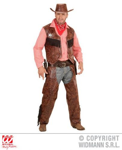 Cowboy - Fancy Dress (Widmann 05922)
